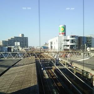 地元の最寄り駅の画像