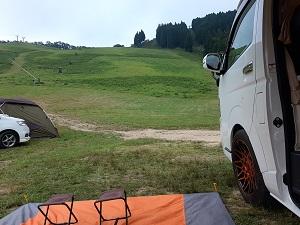 おおやキャンプ場(星空フリーサイト)の画像