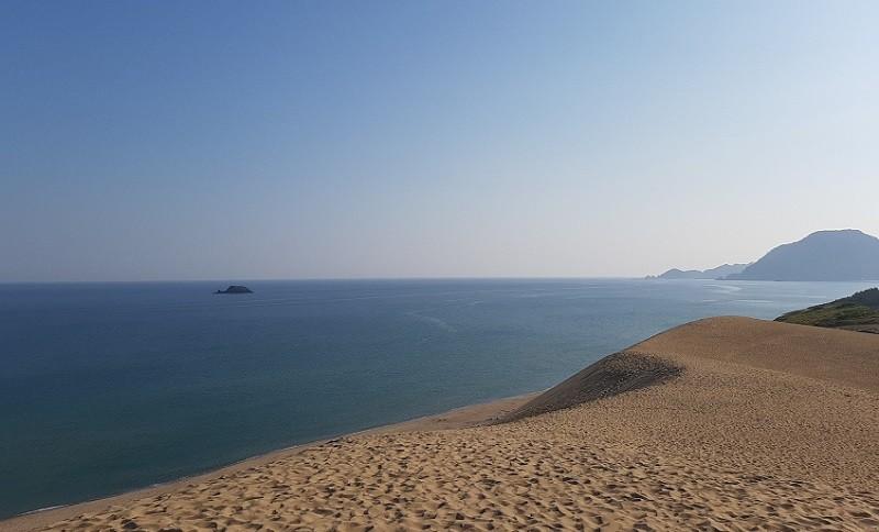 鳥取砂丘の画像