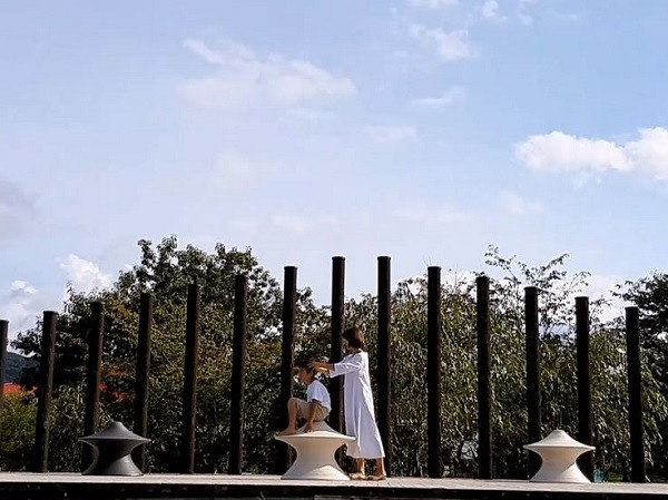 京丹後/丹後王国でボディケアマッサージをしている画像2