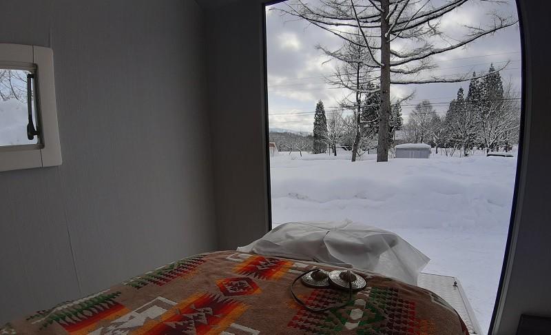 雪景色 絶景エサレンマッサージ1-1